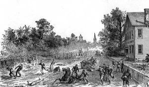 civil war battle of gainesville